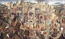 Turijn - Galleria Sabauda - Memling - Passie van Christus